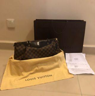 100% Authentic LV Westminster GM Damier (Good Condition)