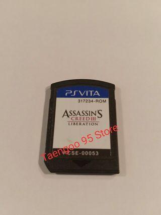 Ps Vita Assassin Creed Liberation