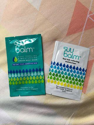 Suu Balm Samples #EndGameyourExcess