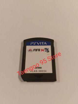 Ps Vita Fifa 14