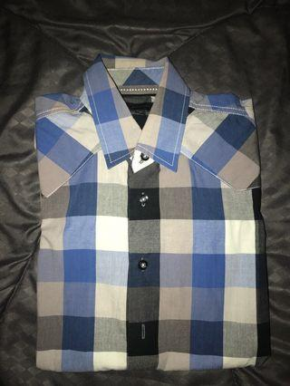Padini checkers shirt