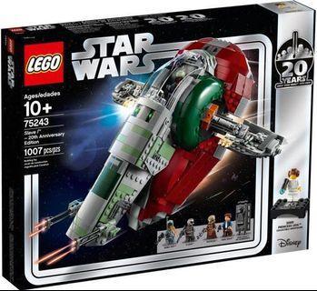Lego Star Wars75243