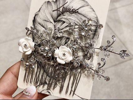 Lovisa bridal collection hairpin