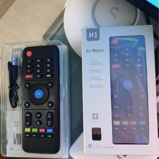 Latest Model Rechargeable Air Mouse(compatible with all Android TV Box)