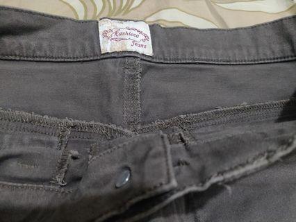 Kashieka Brown Pants