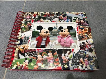 迪士尼正版相冊(九成新)