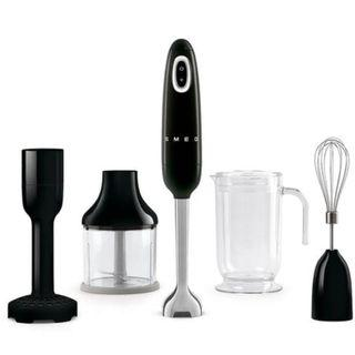 Smeg Hand Blender Black Color with 1 Year (Singapore) Manufacturing Warranty