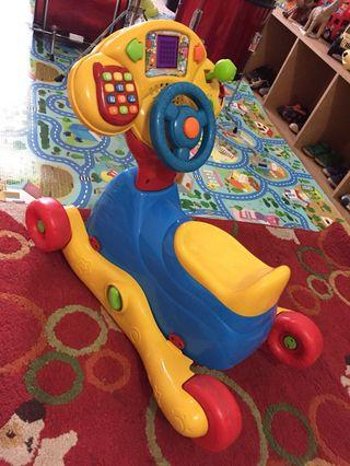 Vtech Go and Go ride on