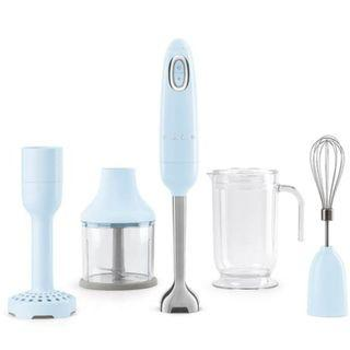 Smeg Hand Blender Pastel Blue Color with 1 Year (Singapore) Manufacturing Warranty