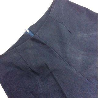[FREE WITH ANY PURCHASE] Tailored Cigarette Pants.