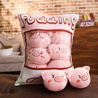 #MRTBedok BRAND NEW Pudding 8 Pieces Little Piggies Pillow #ENDGAMEyourEXCESS