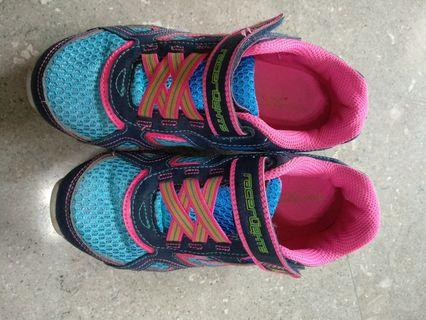 girl's shoes size euro 32.5