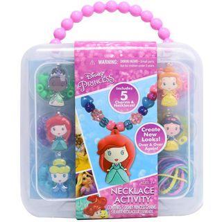 BNIB: Disney Princess Necklace Activity
