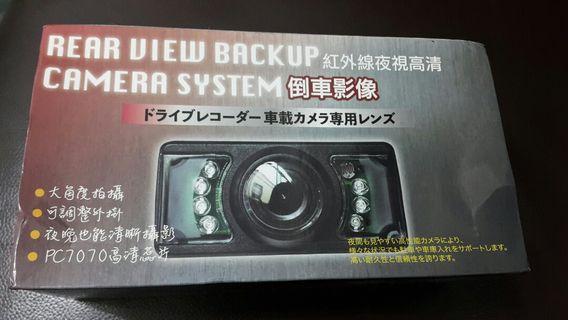 紅外線倒車影像器(可私訊議價)Rear view backup camera system