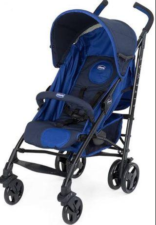 Chicco Liteway II with bumper