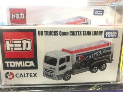 Tomica 車仔 加德仕 油車 全新