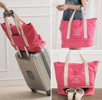 Double-Deck Large Capacity Travel Bag