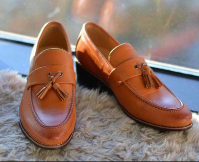 Leather shoes 👞