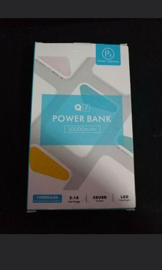 Power extreme portable charger 10000mah