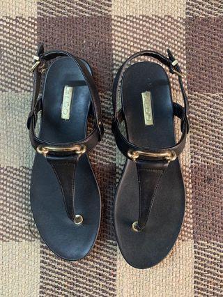 Aldo sling back sandals