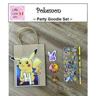 Pokemon Party Goodie Pack