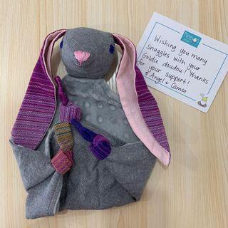 Meeyoo 'Goldie' Bunny Doudou