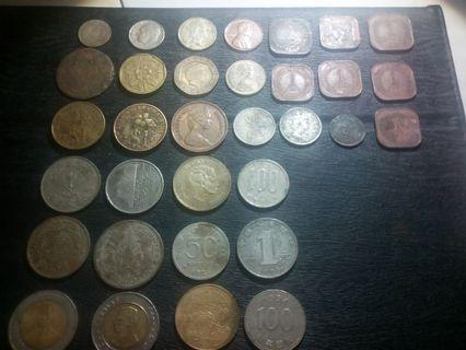 Old Coins (Duit lama')