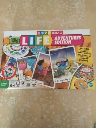 The Game of Life Adventures Edition 生命之旅 歷險人生
