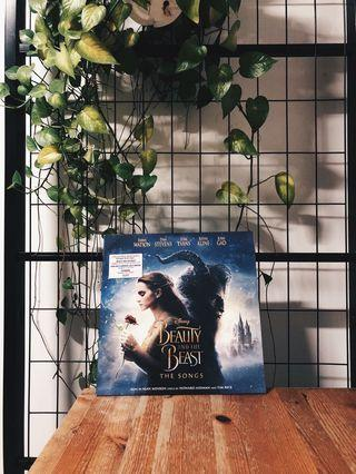 Beauty And The Beast OST [VINYL LP]