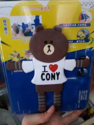 cony&brown汽車出風口手機架(包順豐