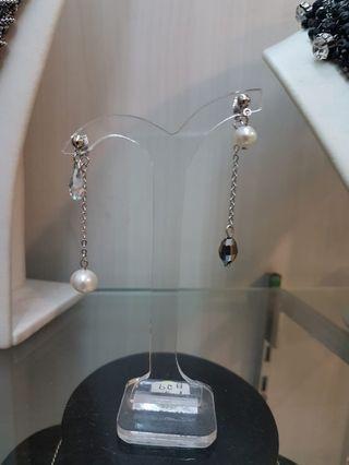Yuan Yang Earrings