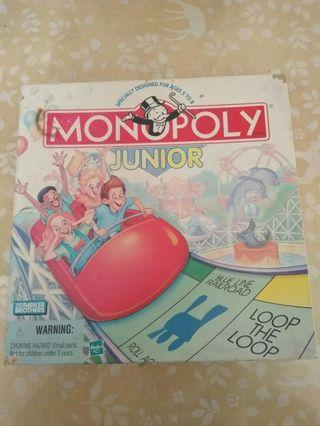 Monopoly Junior Edition 1999 大富翁