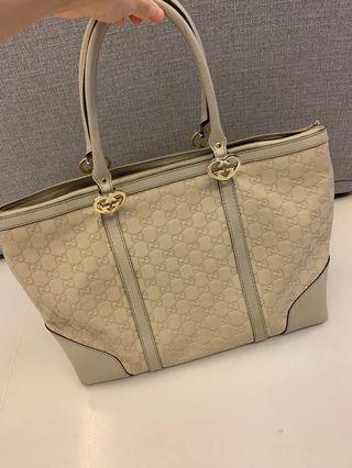 Gucci tote bag fast deal