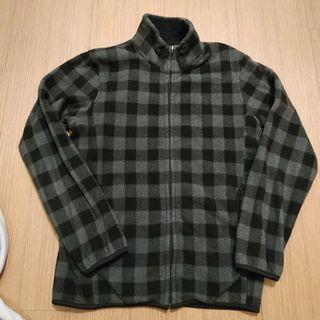🚚 Uniqlo 男版 內刷毛保暖外套 S號