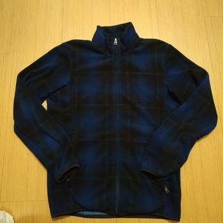 🚚 Uniqlo 男版 內刷毛保暖外套 M號