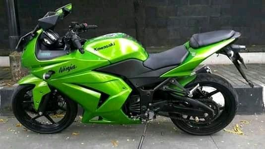 Ninja 250 tahun 2011
