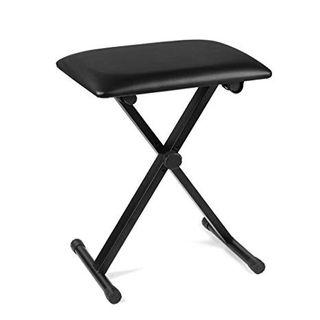 Portable and Foldable Piano Bench Stool