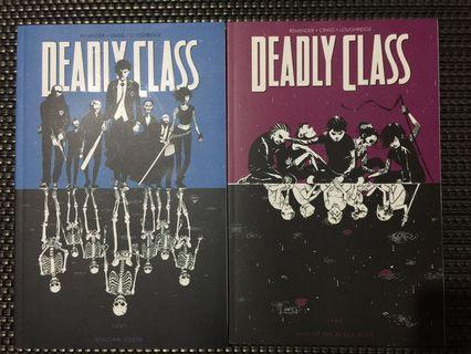 Deadly Class Vol. 1 and 2 (TPB)