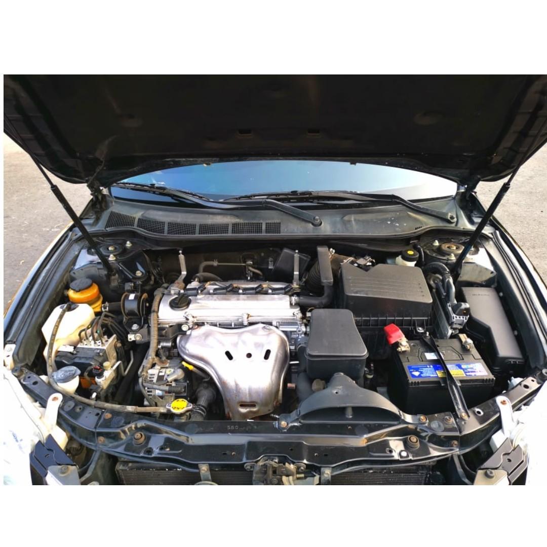 2009年 6.5代  Toyota Camry 2.4G 頂配 冠美麗