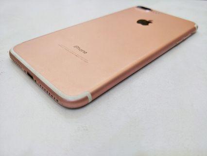 蘋果iPhone 7 plus 128g 玫瑰金