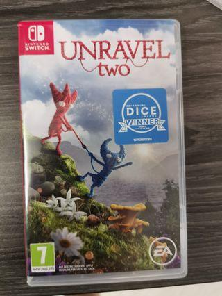Switch Game Unravel Two