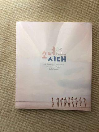 SNSD All About Girls Generation Photobook