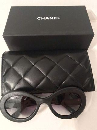 bbec9b0a3ad3 Brand New Authentic Chanel Oval Sunglasses