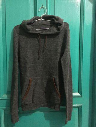 Grey Hoodie The Executive