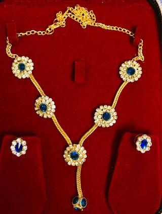 Jewellery Set (Necklace and ear rings) All New pieces