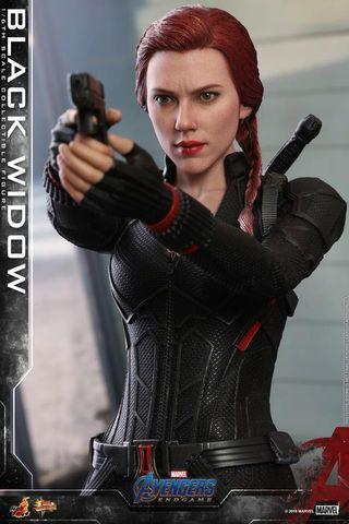 *PO* Hot Toys Hot Toys Movie Masterpiece 1/6 Scale Figure - Avengers: Endgame Black Widow