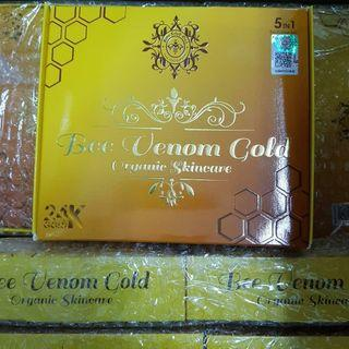 Bee venom gold