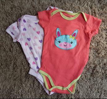 Baby Romper x 2