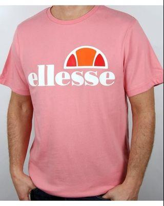 ELLESSE Prado Candy Pink sz M casual terraces