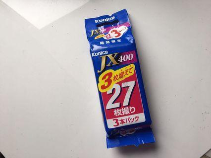 🚚 [過期底片]konica JX400度底片